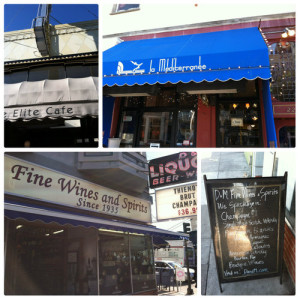 shops in the fillmore
