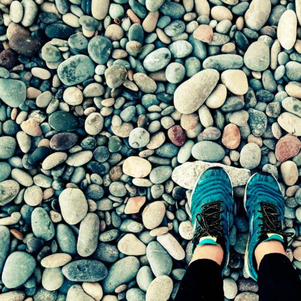 #677: Run Along Torrey Pines Beach.