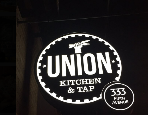 union kitchen and tap