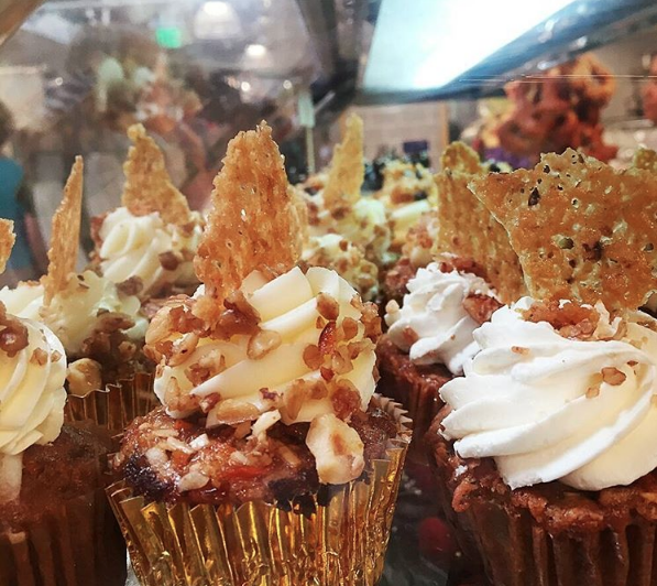 cupcakes at LPM