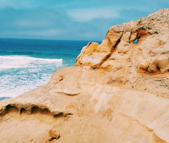 #750: Stand on Top of Torrey Pines.