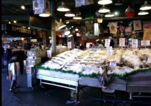 pikes place fish mart