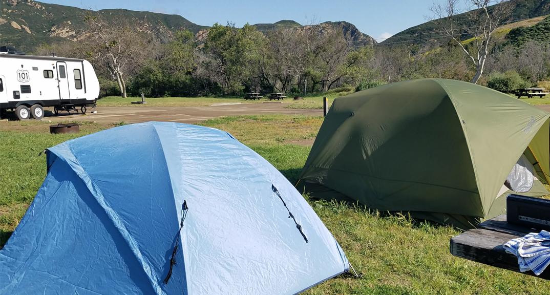 #753: Camp In Santa Barbara