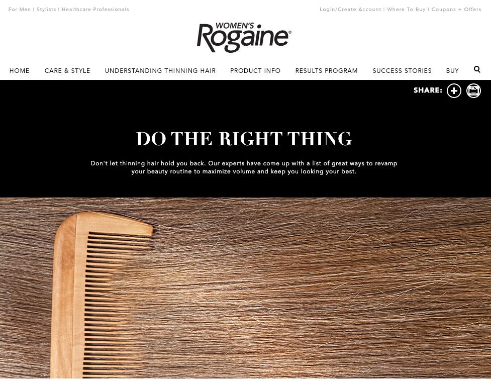 WomensRogaine.com